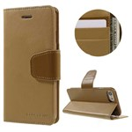 Goospery Delux Light Etui til iPhone 7/ iPhone 8 - Beige